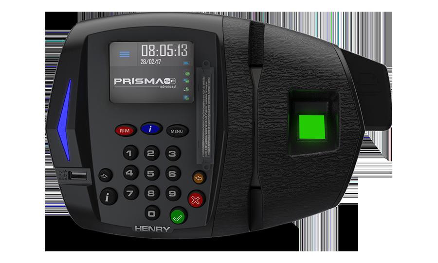 Relógio Eletrônico de Ponto – Prisma Super Fácil Advanced